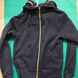 Lululemon navy blue jacket